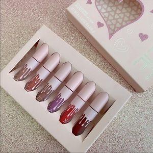 Mini Matte Liquid Lipstick Set